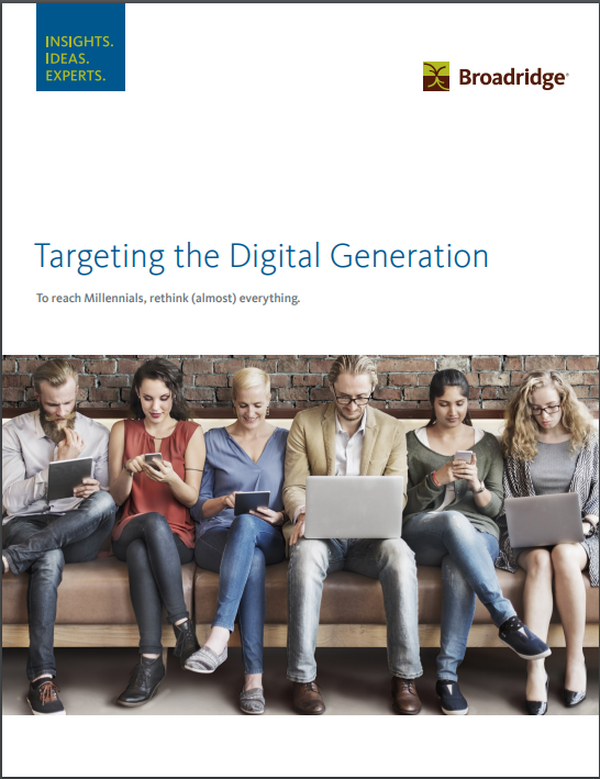 Targeting the Digital Generation