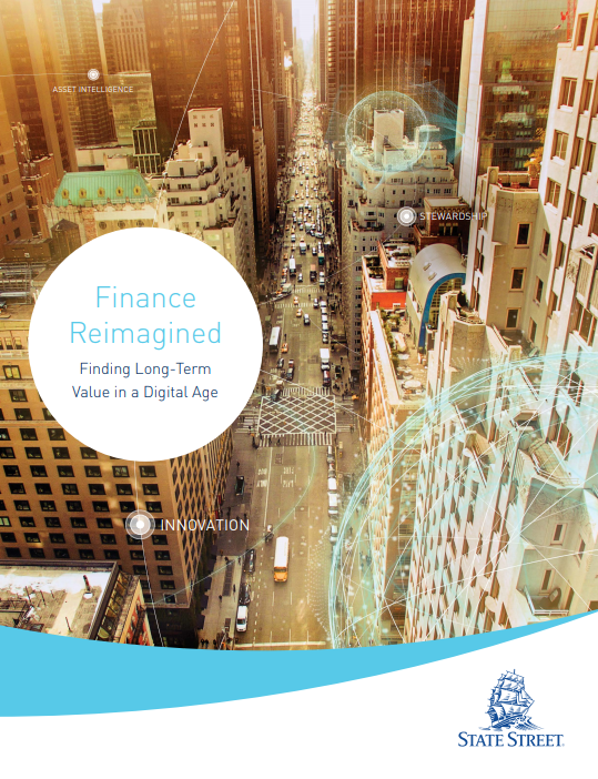 Finance Reimagined Cover