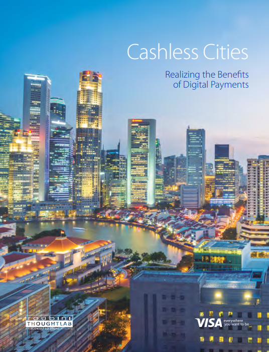 Cashless Cities Cover