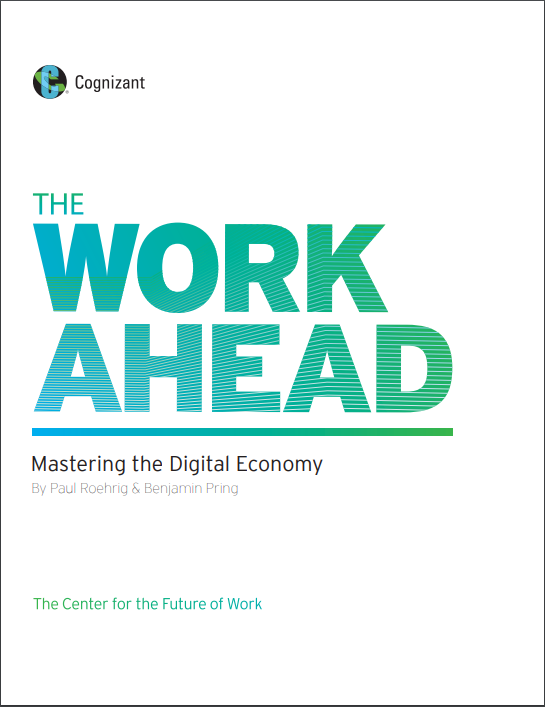 The Work Ahead: Mastering the Digital Economy