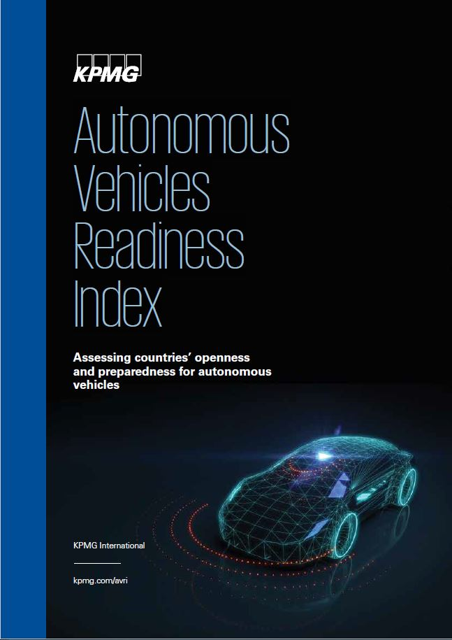 autonomous vehicles readiness index