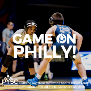 Philadelphia Youth Sports Collaborative Game On Philly!
