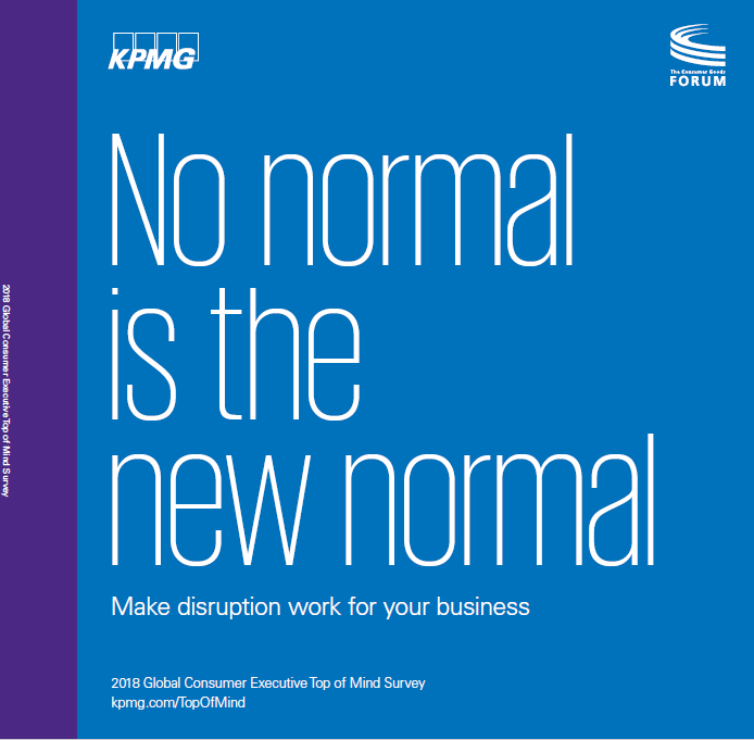 KPMG: No Normal is the New Normal