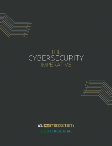 the Cybersecurity Imperative White Paper_ESI ThoughtLab