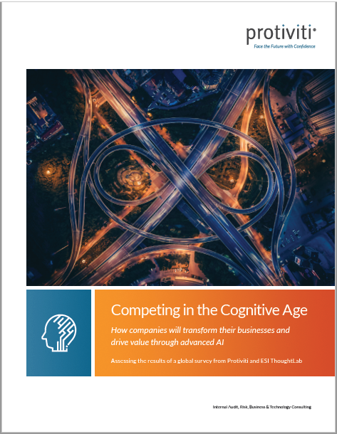 Competing in the Cognitive Age