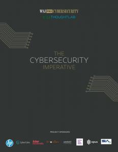 WSJ White Paper Cover_Cyber Imperative 2018