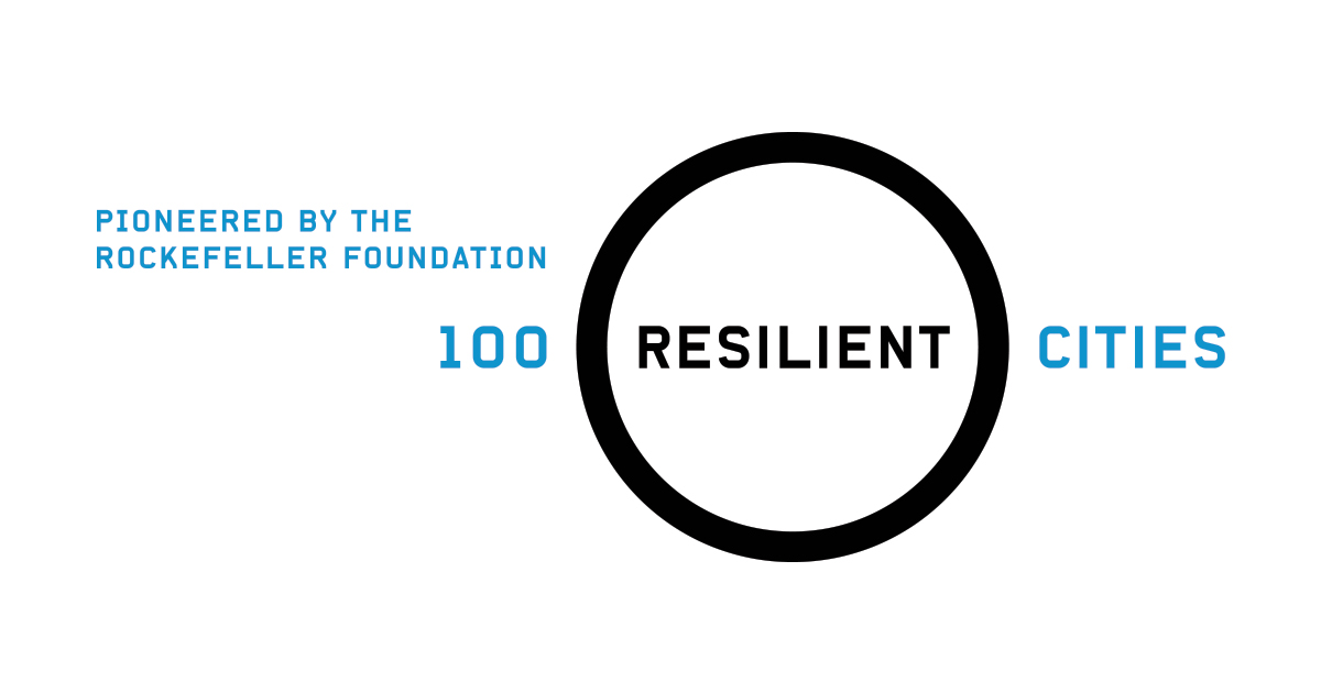 100ResilientCities logo