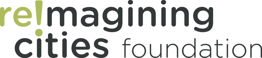 Reimagining Cities Foundation Logo