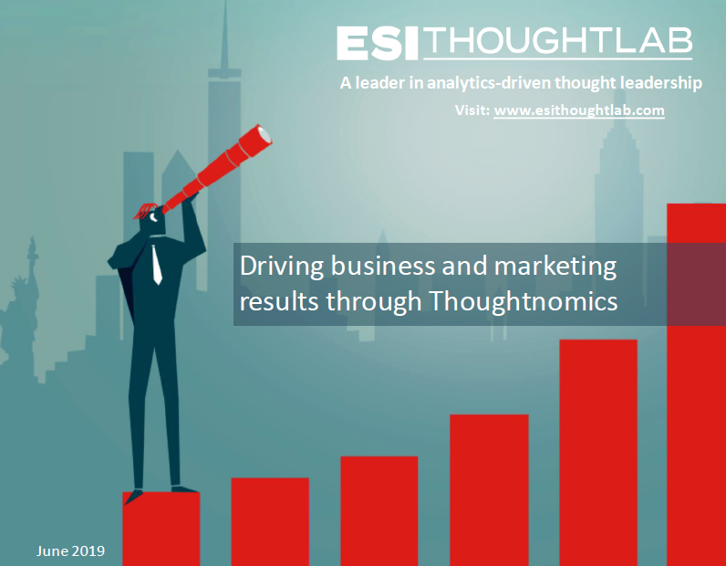 Driving business and marketing results through Thoughtnomics