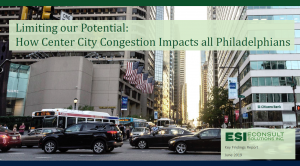 Philadelphia Congestion Report Cover 2019