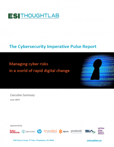The Cybersecurity Imperative Pulse Survey