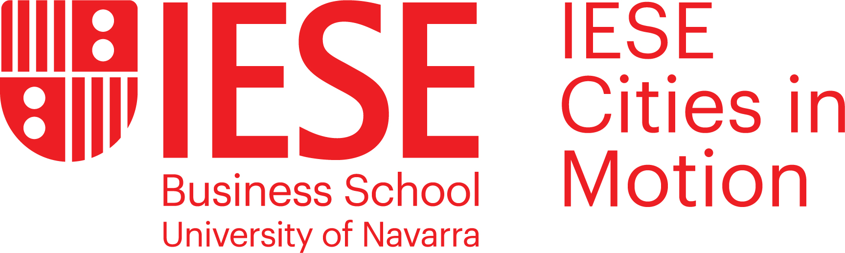 IESE Cities in Motion Logo