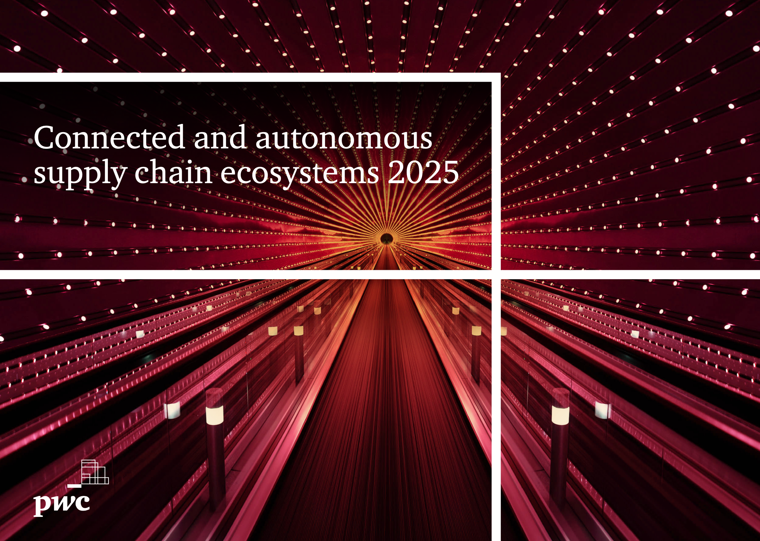 PwC Autonomous Supply Chain Ecosystems 2025