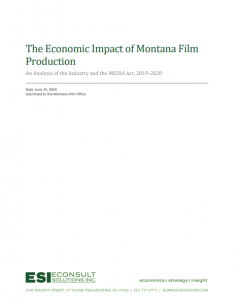 Montana Film EIS