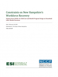 NEw Hampshires Workforce Recovery_cover