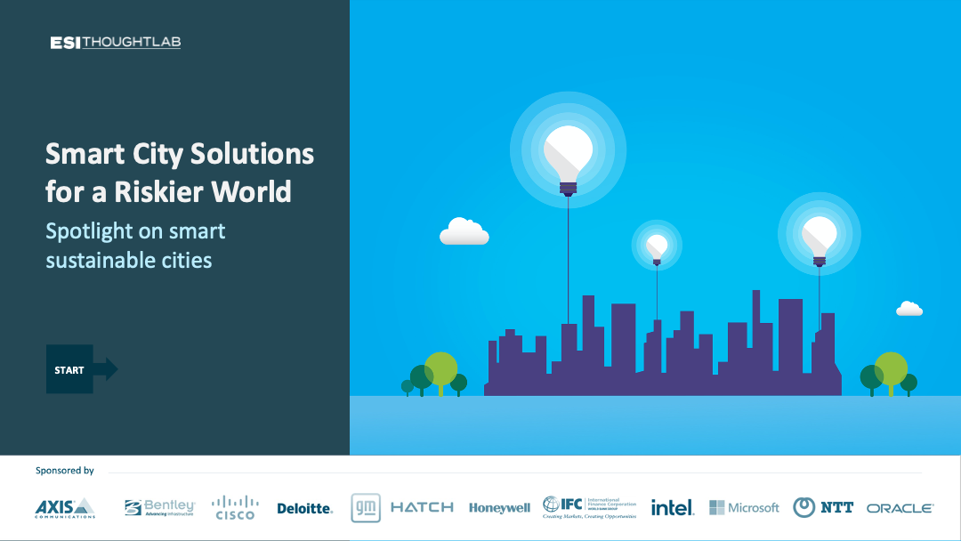 Smart City Solutions-Case Studies Cover