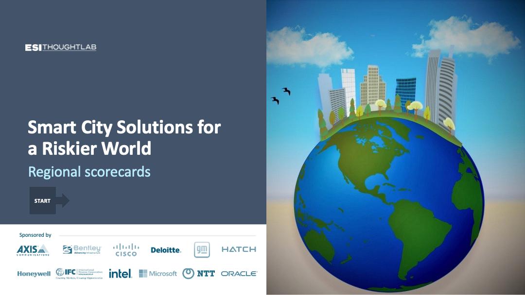 Smart City Solutions - Regional Scorecards Cover