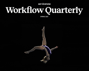 Workflow Quarterly_Agility cover