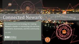 Newark Report Cover