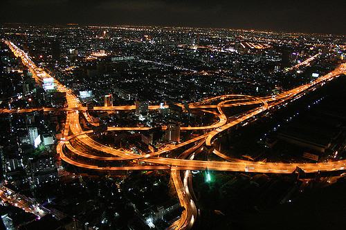 Bangkok highways