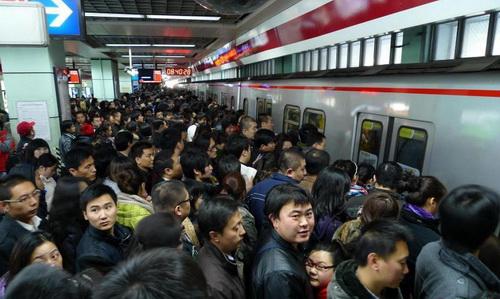 Subway Crowdedness